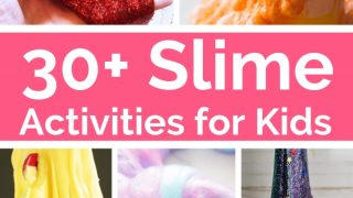 30+ Super Fun Slime Recipes and Activity Ideas