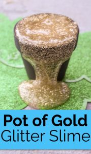 Find out how to make the best glitter slime recipe. It's fail proof and such fun sensory play.